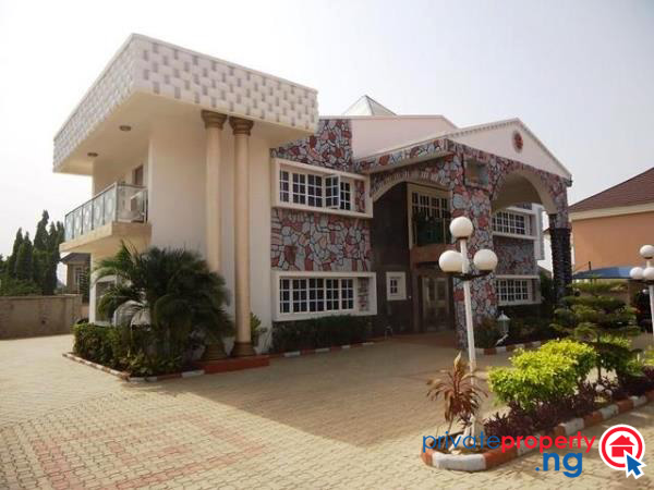 House Of The Week A Magnificent 4 Bedroom House At Asokoro Abuja Nigeria Business News