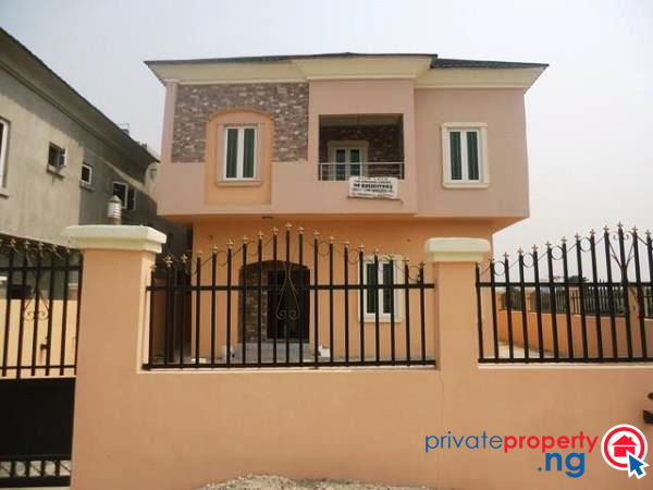 House Of The Week A Beautiful 5 Bedroom House In Ajah