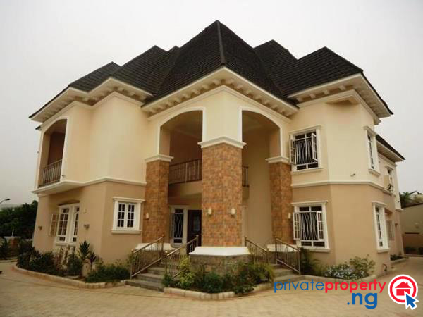 beautiful homes always stand out from the rest and such is the case of our house of the week which is located in maitama the heart of abuja city - 6 Bedroom House For Sale