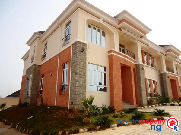 House of the week a beautiful 4 bedroom house for sale at for Mansions in nigeria for sale