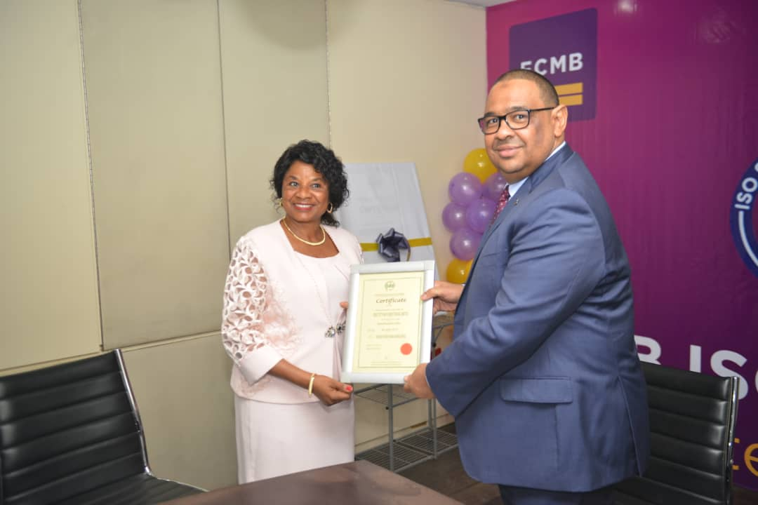 FCMB attains ISO Certification for Quality Management