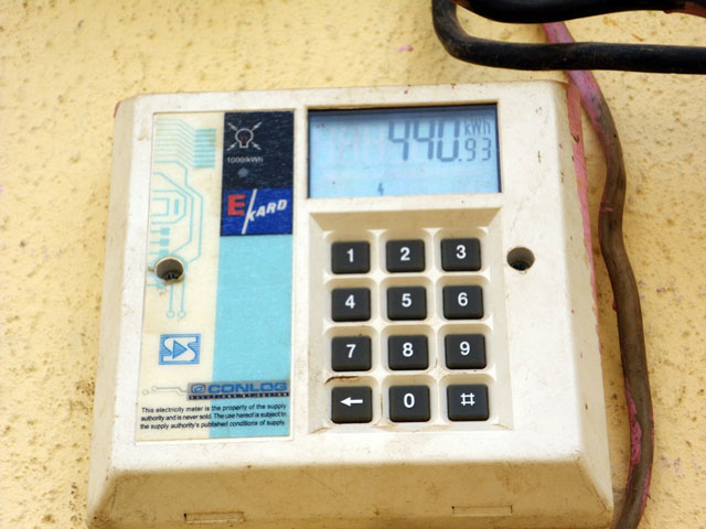 how to recharge a PHED prepaid meter online.